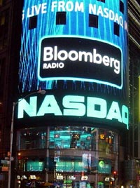 The NASDAQ Stock Market - Copyright Kowloonese (English Wikipedia)