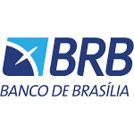 Logo of BRB BANCO ON