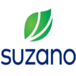 Logo of SUZANO PAPEL ON