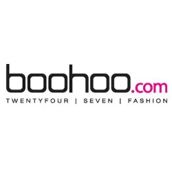Logo of Boohoo