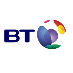 Logo of Bt