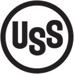 Logo for United States Steel (X)