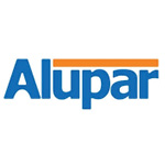 Logo of ALUPAR