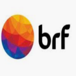Logo of BRF S/A ON