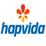 Logo of HAPVIDA ON