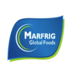 Logo of MARFRIG ON